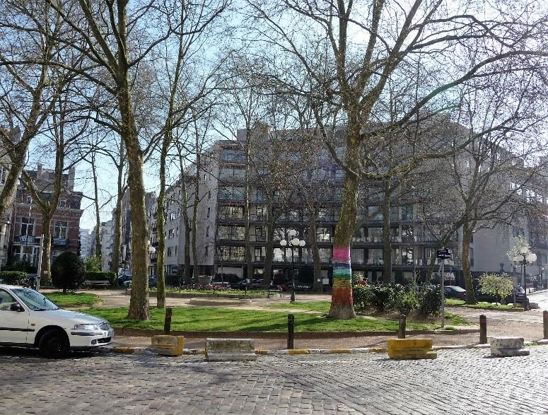 Place Albert Leemans Park